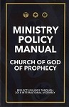 2018 Ministry Policy Manual